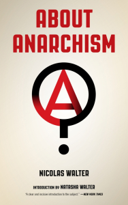 About Anarchism (e-Book)