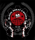 Blood, Sweat, & Books T-Shirt