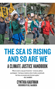 The Sea Is Rising and So Are We: A Climate Justice Handbook