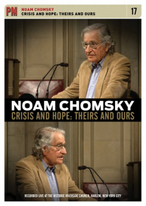 Crisis and Hope: Theirs and Ours (Noam Chomsky DVD)