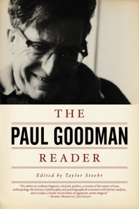 The Paul Goodman Reader (e-Book)
