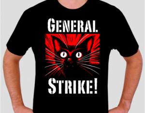 General Strike T-Shirt