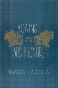 Against Architecture (e-Book)