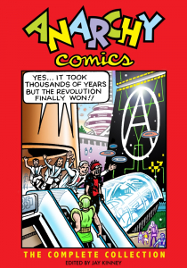Anarchy Comics: The Complete Collection (e-Book)