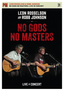 No Gods No Masters: Live in Concert (DVD)