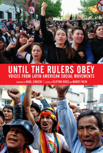 Until the Rulers Obey: Voices from Latin American Social Movements (e-Book)