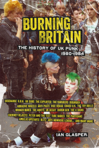 Burning Britain: The History of UK Punk 1980–1984 (e-Book)