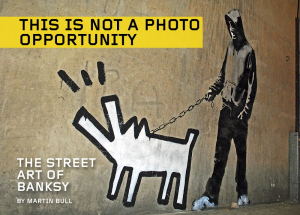This Is Not a Photo Opportunity: The Street Art of Banksy (e-Book)