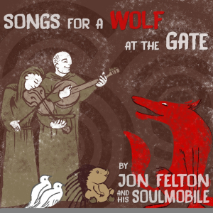 Songs for A Wolf at the Gate (CD)