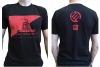 Anarcho-Syndicalist Gadsden T-Shirt